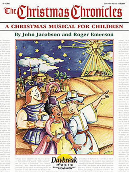 The Christmas Chronicles - CD Preview Pak