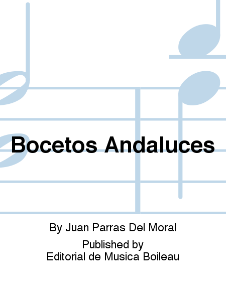 Bocetos Andaluces