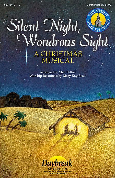 Silent Night, Wondrous Sight - ChoirTrax CD