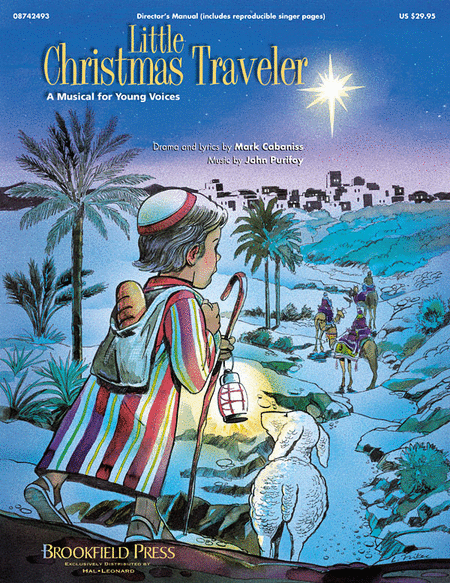 Little Christmas Traveler (Sacred Musical)
