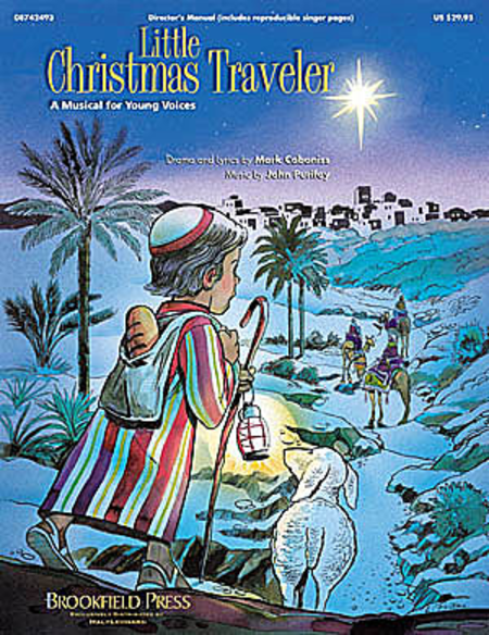 Little Christmas Traveler (Sacred Musical) - ChoirTrax CD