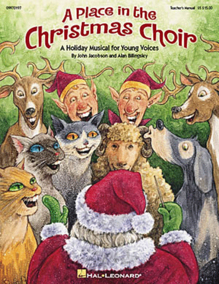 A Place in the Christmas Choir - ShowTrax CD (CD only)