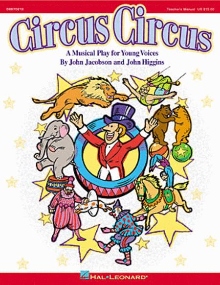 Circus Circus - ShowTrax CD (CD only)
