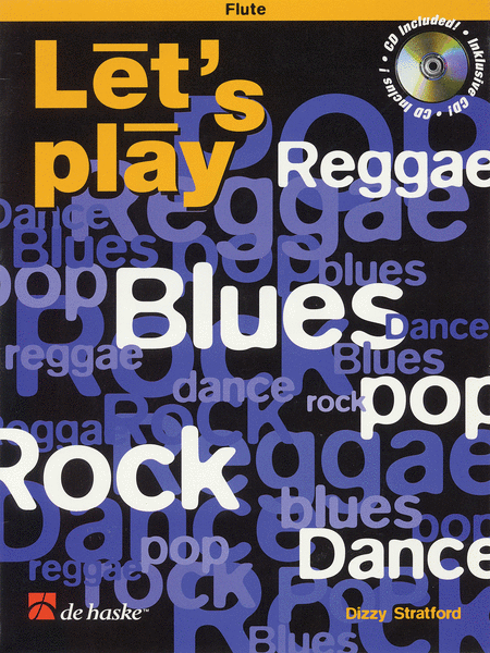 Let's Play Reggae, Blues, Pop, Rock & Dance