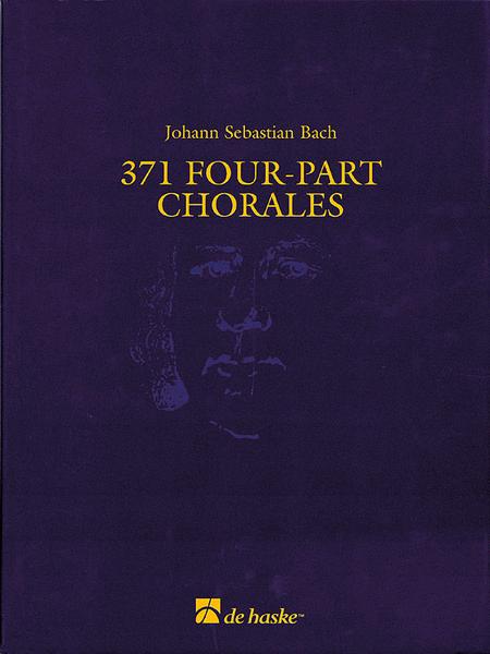 371 Vierstimmige Choräle (Four-Part Chorales)