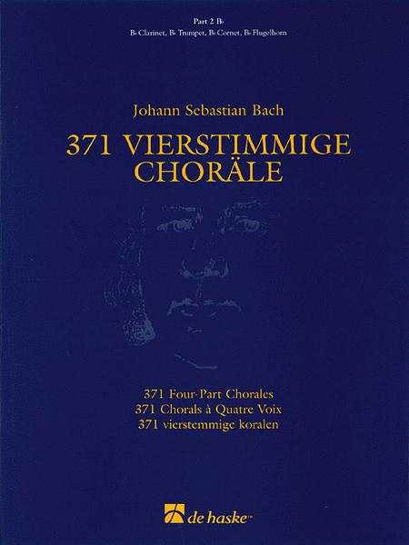 371 Vierstimmige Chorale (Four-Part Chorales)