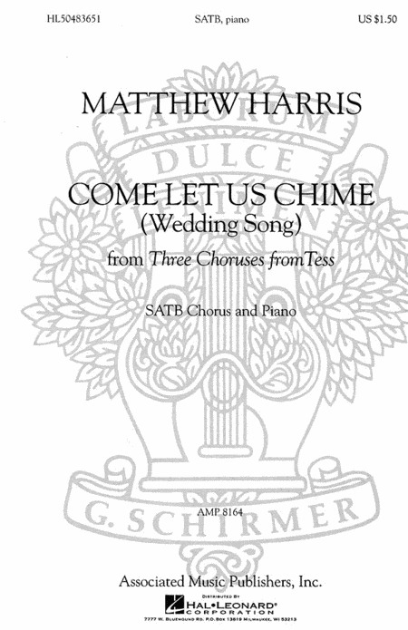 Come Let Us Chime (Wedding Song)