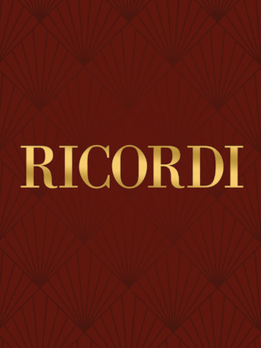 Arie del Melodramma Italiano per Tenore