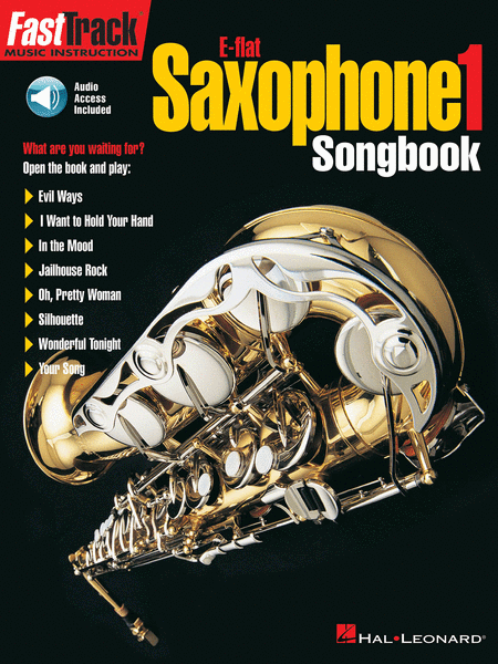 FastTrack Alto Saxophone Songbook - Level 1