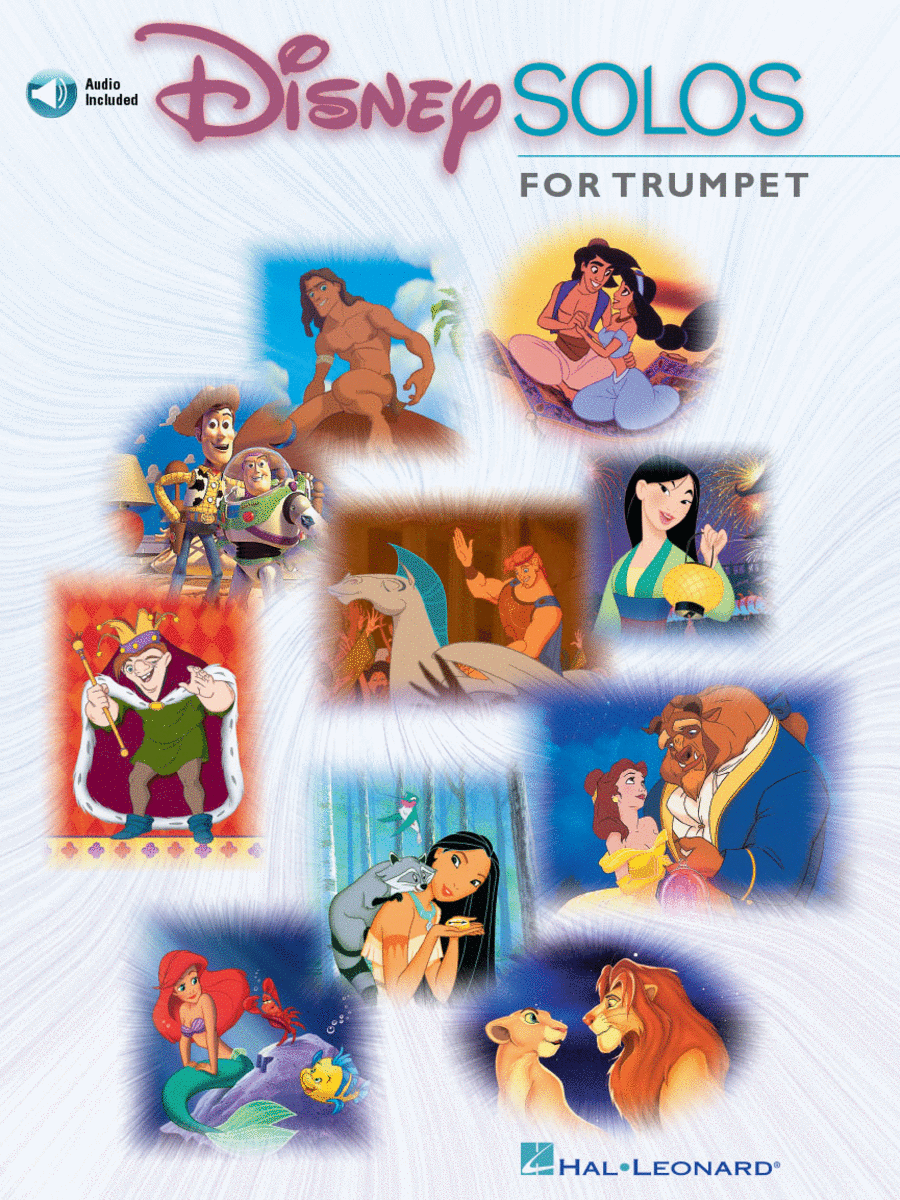 Disney Solos for Trumpet