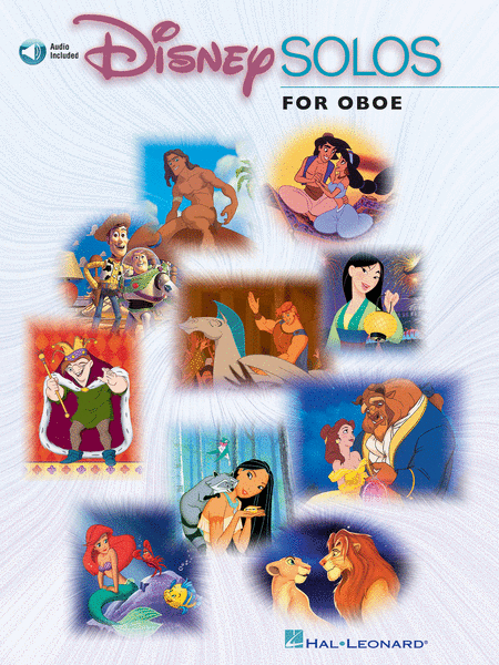 Disney Solos for Oboe