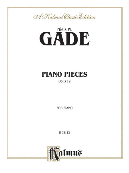 Piano Pieces, Op. 19