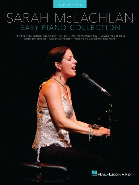 Sarah McLachlan Collection - Easy Piano