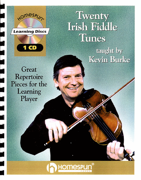 Twenty Irish Fiddle Tunes
