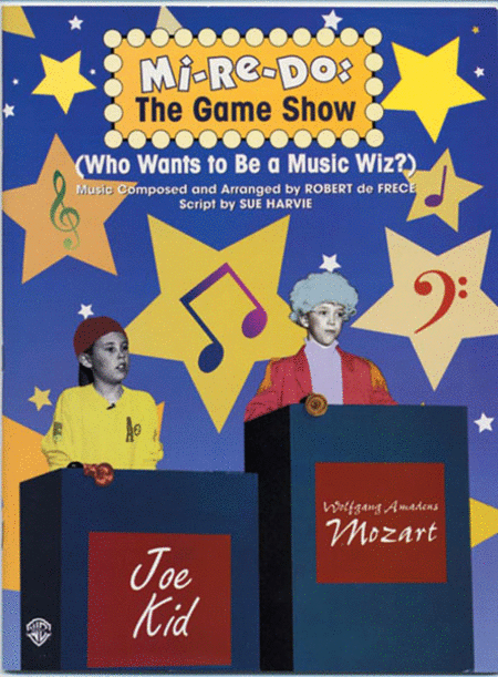 Mi-Re-Do -- The Game Show (Who Wants to Be a Music Wiz?)