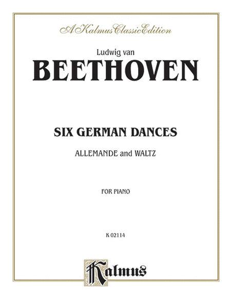 Six German Dances