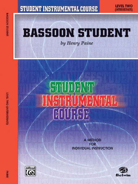 Student Instrumental Course Bassoon Student