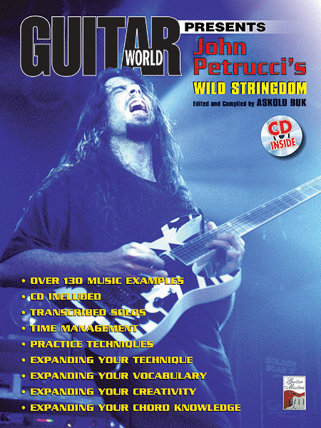 Guitar World Presents John Petrucci's Wild Stringdom