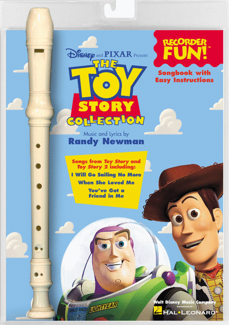 The Toy Story Collection Sheet Music By Various - Sheet Music Plus