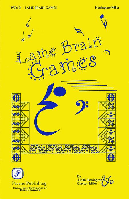 Lame Brain Games