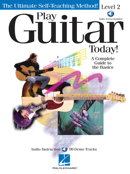 Play Guitar Today! - Level 2