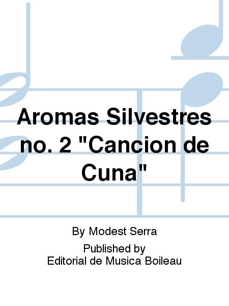 Aromas Silvestres no. 2