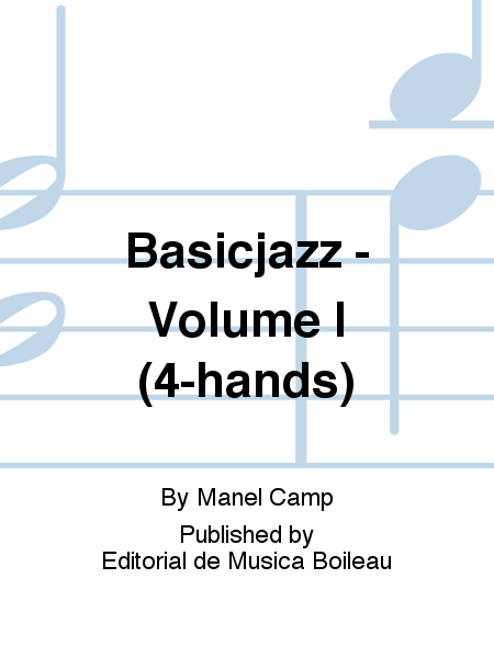 Basicjazz - Volume I (4-hands)