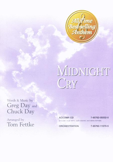 Midnight Cry, SATB (Anthem)