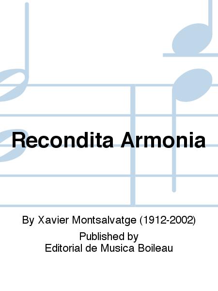 Recondita Armonia