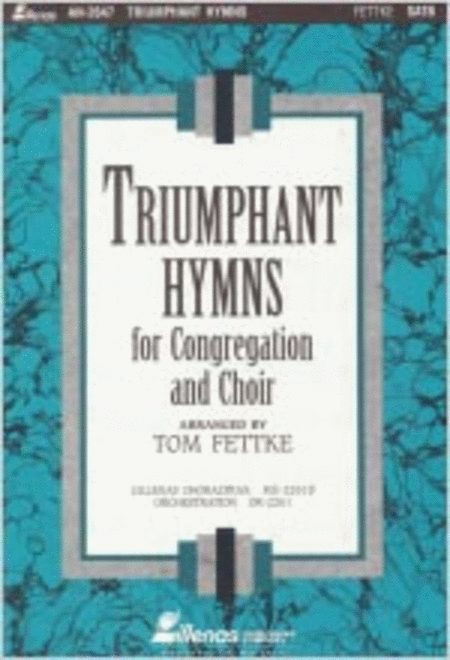 Triumphant Hymns for Congregation and Choir