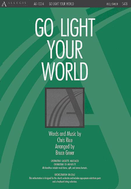 Go Light Your World (Anthem)