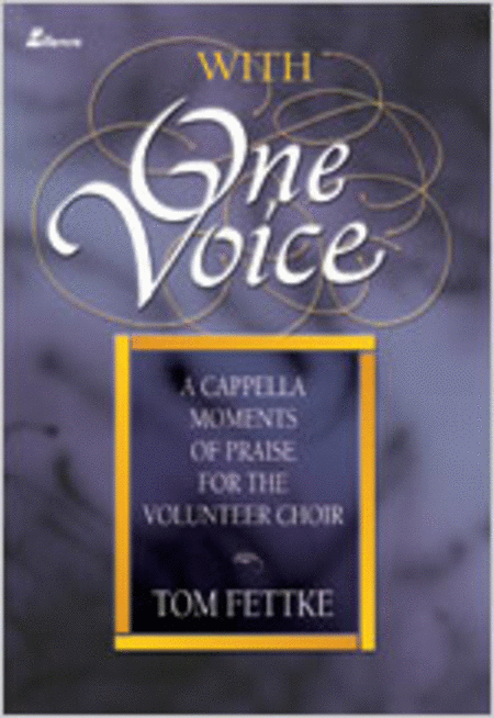 With One Voice (Book)