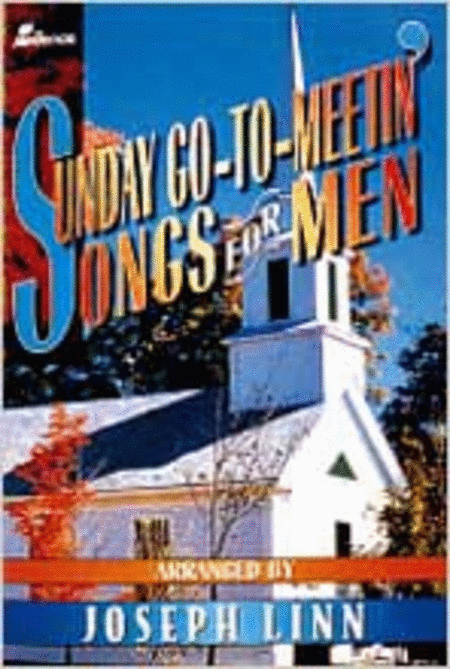 Sunday Go to Meetin Songs for Men (Book)