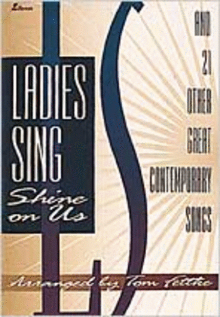 Ladies Sing (Book)