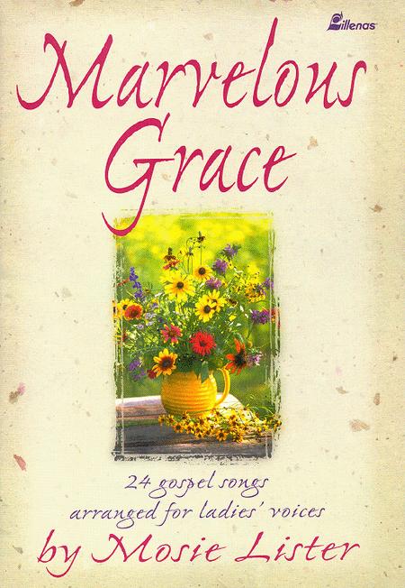 Marvelous Grace (Book)