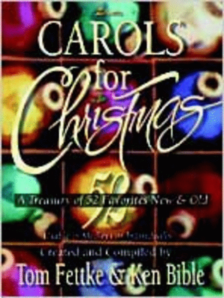 Carols for Christmas (Program Resource Book)