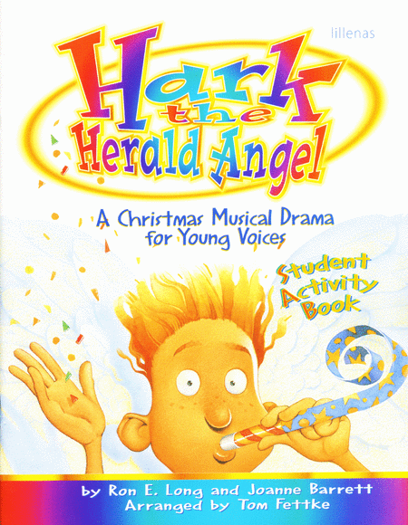 Hark the Herald Angel (Student Activity Book)