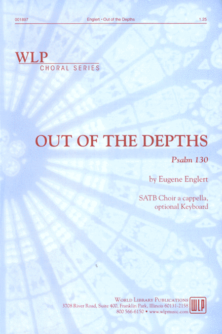 Out of the Depths; Psalm 130
