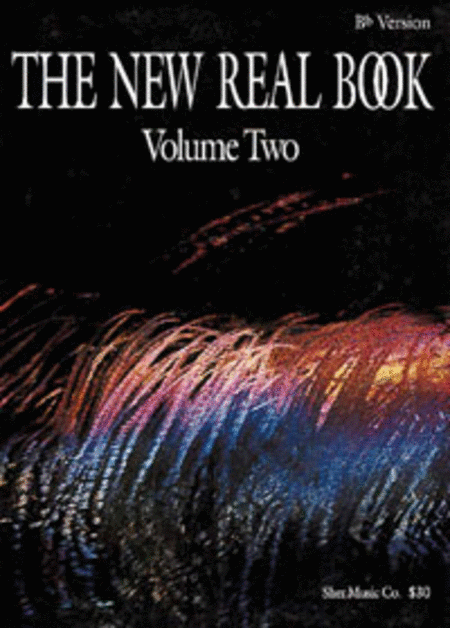 The New Real Book - Volume 2 (Bb Edition)