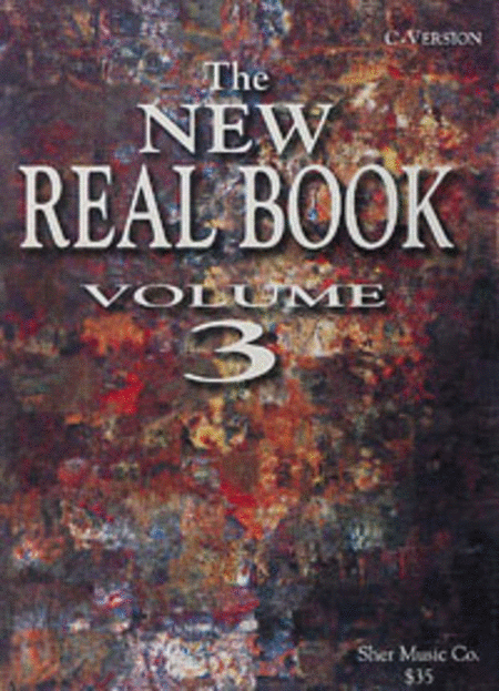 The New Real Book - Volume 3 (Bass Clef Edition)
