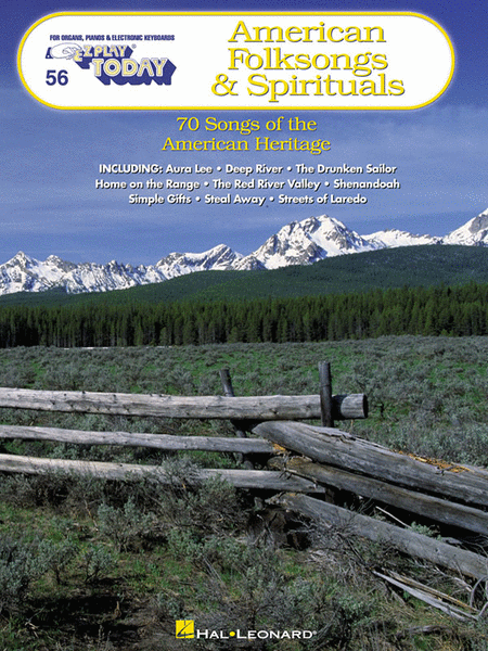 American Folksongs & Spirituals