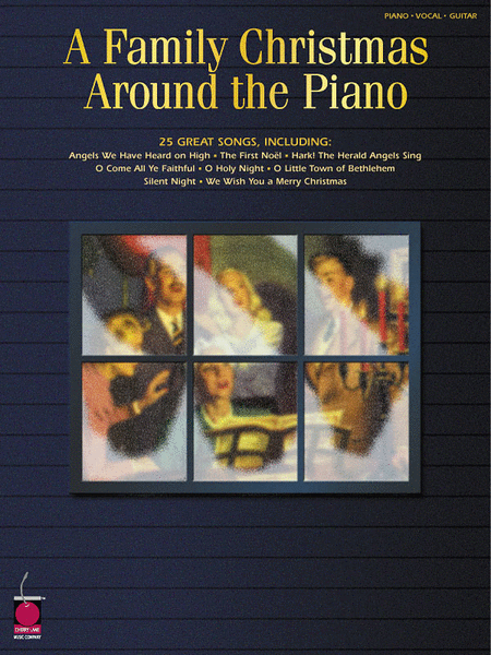A Family Christmas Around the Piano