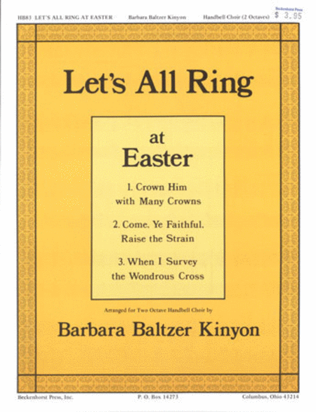 Let's All Ring At Easter