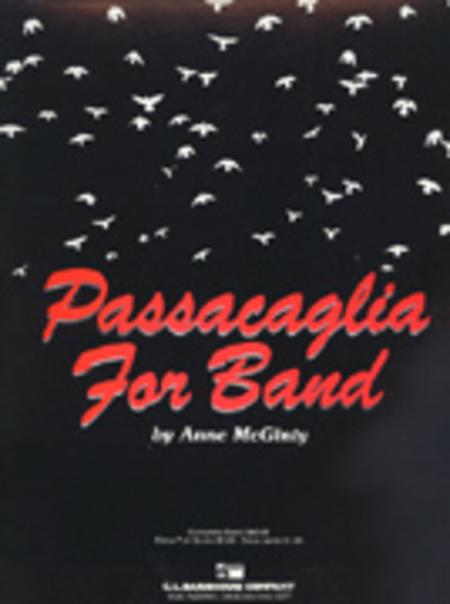 Passacaglia for Band