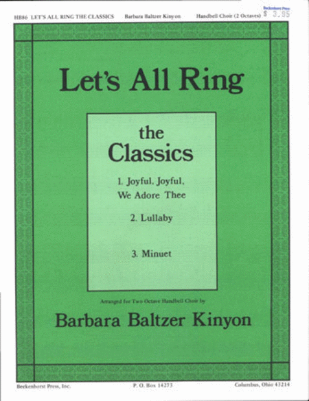 Let's All Ring the Classics
