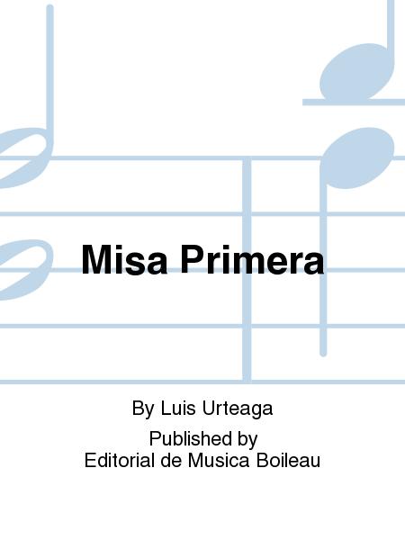 Misa Primera