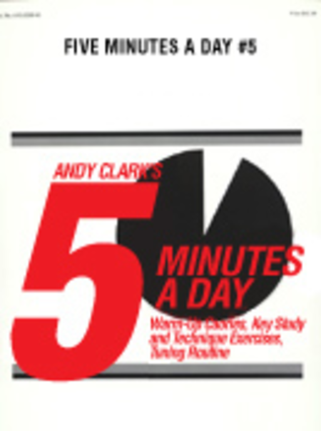 Five Minutes A Day #5