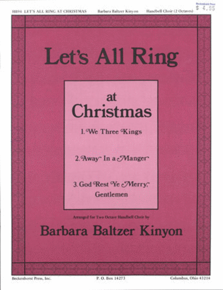 Let's All Ring At Christmas