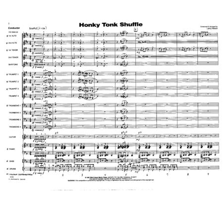 Honky Tonk Shuffle