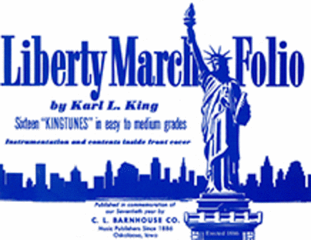 Liberty March Folio